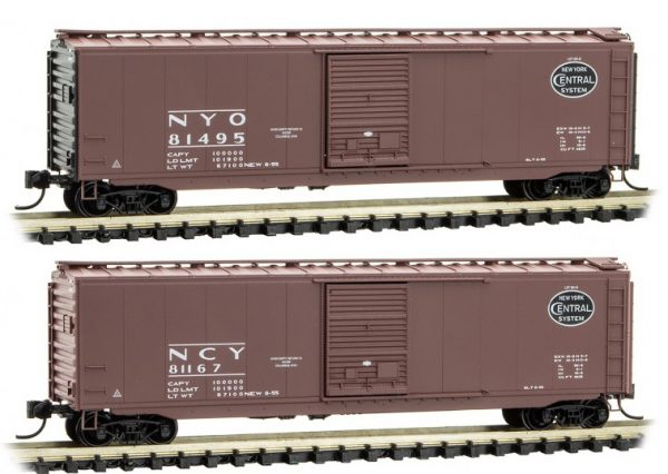 New York Central (April`s Fool)