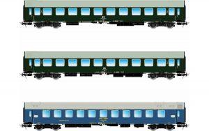 """DR/BDZ """"Pannonia-Express"""""""