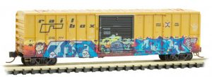 Year of Railbox Series #4