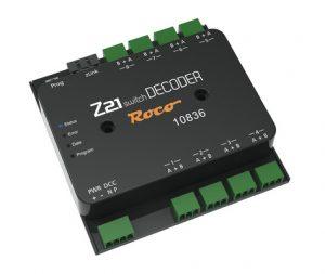 Z21 Switch Decoder