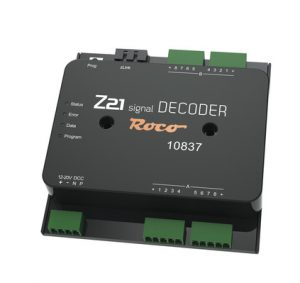 Z21 Signal Decoder