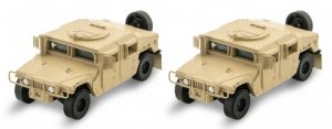 MTL Humvee N