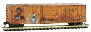 Sabine River Railroad (exNOPB)
