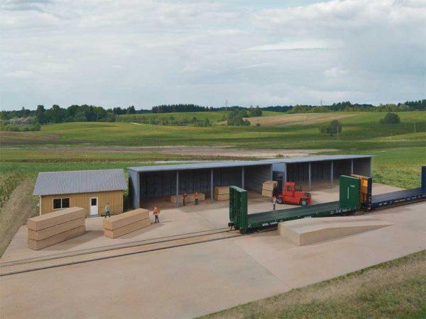 Modern Lumber Transload (Kit)