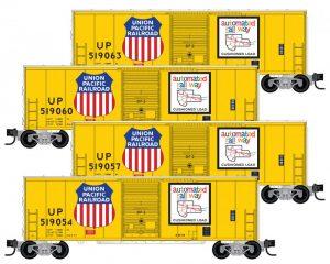 4x 40` Boxcar