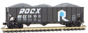 "ROCX / Rock Island ""The Rock"""