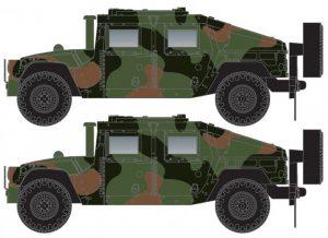 Humvee Set (2)