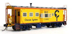 Chessie System / B&O