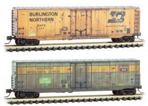 Burlington Northern / BNSF