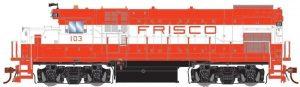 SLSF Frisco