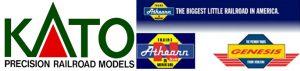 Athearn & Kato Summer 2020 Special