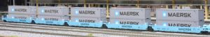 Maersk w/10 Maersk container