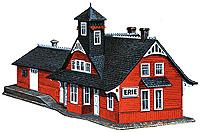 Erie PA Railroad Station