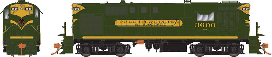 Duluth Winnipeg & Pacific