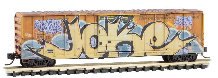 Year of Railbox Series #8