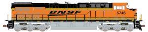 "BNSF ""Heritage III"""