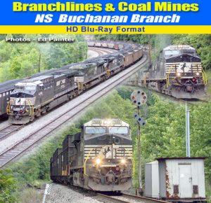 Branchlines & Coal Mines - NS Buchanan Branch