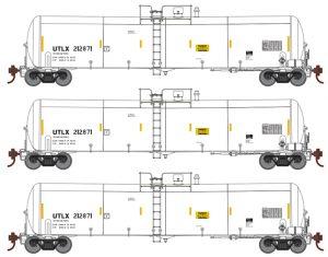 UTLX / Union Tank Car Co.