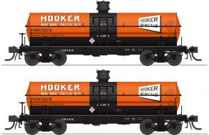 Hooker Chemicals / HOKX