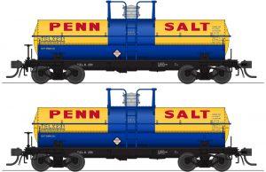 Penn Salt / TELX