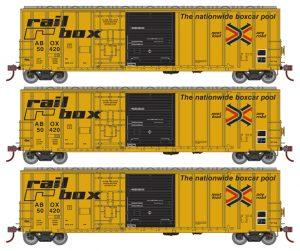 Railbox (early)