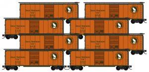 8x 40` Boxcar