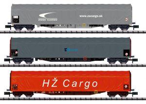 ZSSK Cargo, CD Cargo, HZ Cargo