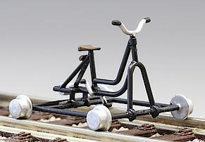 Schienenfahrrad (Bausatz)