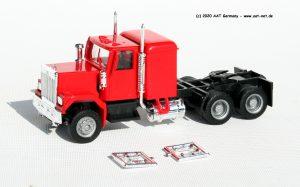 GMC 3-axle Tractor