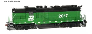 Burlington Northern (exGN)
