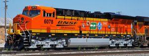 "BNSF ""25th Anniversary"""
