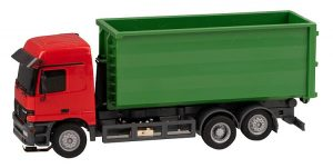 MB Actros LH Abrollcontainer