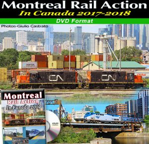 Montreal Rail Action - In Canada 2017-2019
