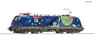 """OEBB """"25 Jahre Oesterreich in der EU"""""""