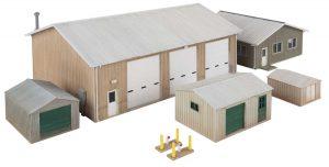 Vehicle Maintenance Facility Kit