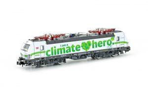 "BR 193 - DB Cargo ""Climate Hero"""