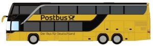 Setra S431 DT Bus