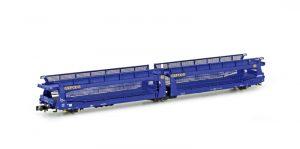 Autotransportwagen - GEFCO
