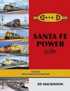 Santa Fe Power, Vol. 4