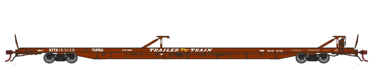 TTX Trailer Train / XTTX