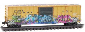 Year of Railbox Series #12