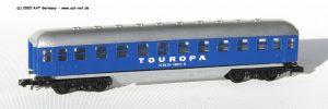 Touropa / DB, Ep. III