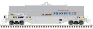 GE Railcar / DLRX