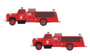 County Fire Department