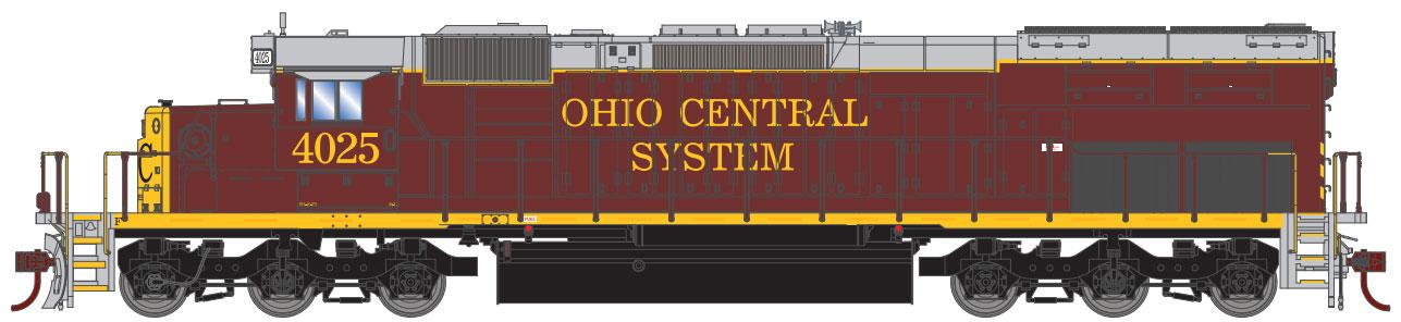 Ohio Central