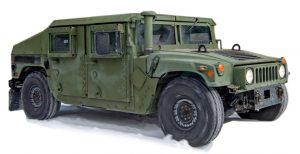 MTL Humvee H0