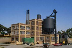 Tire Plant Building