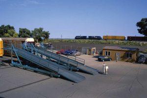 Automobile Tranloading Terminal