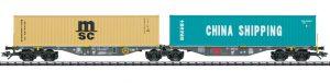 Ermewa / MSC, China Shipping