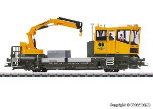 Robel Gleiskraftwagen 54.22 mit bewegl. Kran